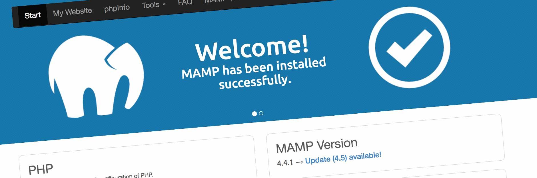 【WordPress】MAMPでローカル環境にWordPressをインストールしたい
