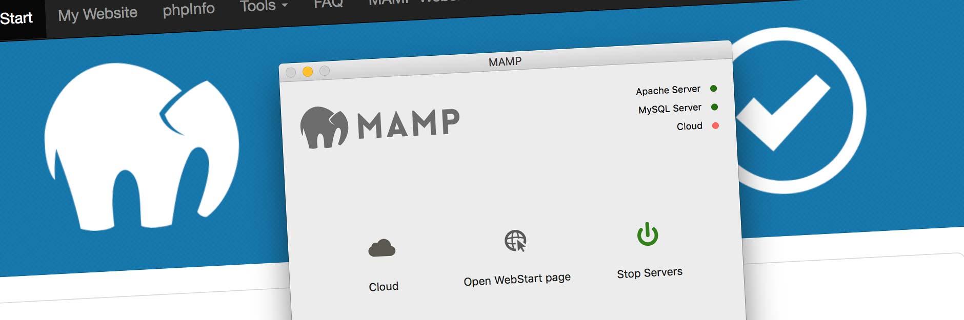 【WordPress】公開中のWordPressをローカルサーバー環境にコピーしたい【MAMP】